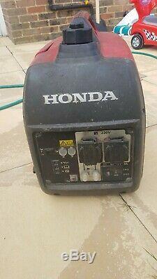 Honda EU20i Portable Generator spares or repairs. None runner