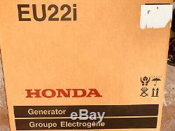 Honda EU22I 2.2kw Portable Generator