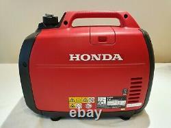 Honda EU22i 2200w Portable Suitcase Inverter Generator