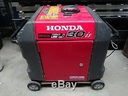 Honda EU30is Professional Portable Petrol Powered Inverter Silent Generator 3Kw