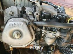 Honda EU65is/EM65is GX390 Engine with wiring, carburettor, electric start, etc