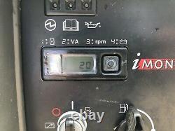 Honda EU65is Inverter Generator 6.5kVA