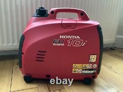Honda EU 10i Generator. Silent Suitcase Inverter. Slightly Used