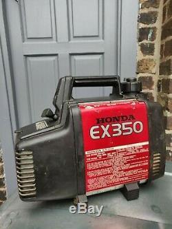 Honda EX 350 Generator
