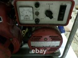Honda E 1500 Petrol Generator For Workshop Camping Power tools