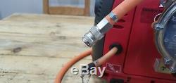 Honda Eu10i Inverter Generator Dual Fuel Petrol/LPG