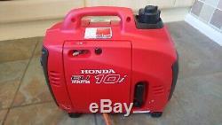 Honda Eu10i Inverter Portable Silent Suitcase Generator LPG/Petrol
