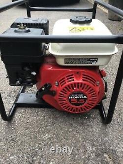 Honda GX160 Petrol Generator