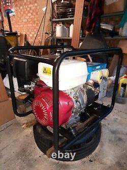 Honda GX390 6.5kva generator with Gas conversion