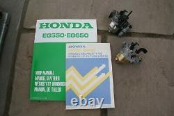 Honda Generator EG550 Honda G100 Engine
