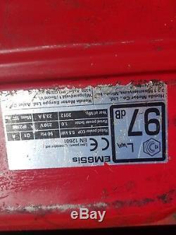 Honda Generator EM65IS PLUS EXTRA LPG INSTALATION FULLY WORKING