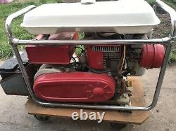 Honda Generator ES3500 barn Find Very Low Hours Great Condition