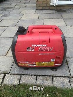 Honda Generator EU20i 2000W
