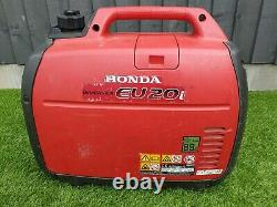 Honda Generator EU20i Portable Suitcase Petrol Generator