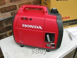Honda Generator Honda Eu 22i Honda Suitcase Generator Honda Silent Genny New
