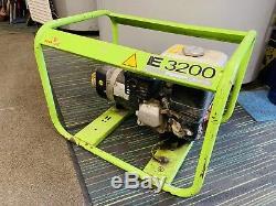 Honda Petrol Generator 230v & 110v E3200