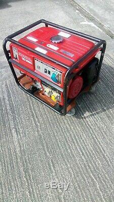 Honda Petrol generator EB 3000 X 240V 110V 3KVA 3000 Watts