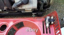 Honda e300 Generator 4 Stroke Generator 240v AC & 12v DC