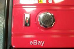 Honda eu65is inverter petrol generator, only 716 hours, serviced every 100 hours