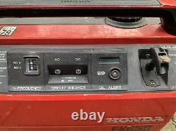 Honda ex650 generator