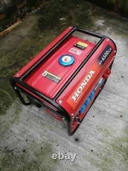 Honda generator 6.4 kva