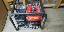 Honda generator EC2200 GX160 5.5