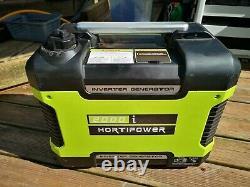 Hortipower Silent Generator 2000i inverter petrol 2000w 2kw motorhome yeovil