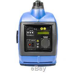 Hyundai 1000W Portable Petrol Inverter Generator HY1000Si 1kw Suitcase Generator