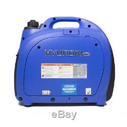 Hyundai 2000w Portable Petrol Inverter Suitcase Generator HY2000Si-115 2KW