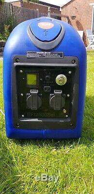 Hyundai Efi2500 Sei 2500w Portable Petrol Inverter Generator