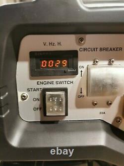Hyundai HY10000LEK-2 Petrol Generator 10.6 KVA