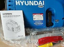 Hyundai HY1000SI 4-Stroke Portable Inverter Generator