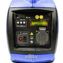 Hyundai HY1000SI 4-Stroke Portable Inverter Generator GRADED