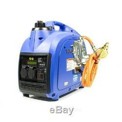 Hyundai HY2000Si-LPG 2000w Portable Petrol Inverter Generator