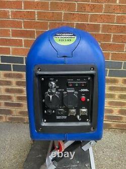 Hyundai HY3000Sei Generator Key / Electric Start