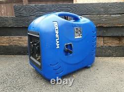 Hyundai HY3000Si HX149 4-Stroke Inverter Generator (collection only)