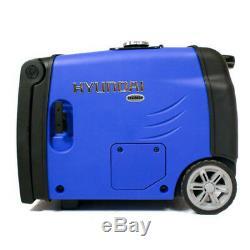 Hyundai HY3200SEi 3200W Portable Inverter Generator Free Flylead & Oil
