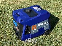 Hyundai P1 P4000i 4000W Remote Start Petrol Inverter Generator RRP £799