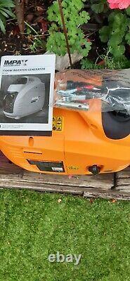IMPAX 1500i 1500WATT SILENT INVERTER GENERATOR 230V