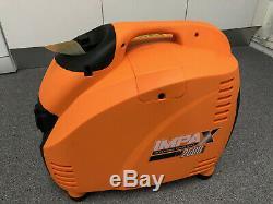 Impax 2500w Inverter Generator