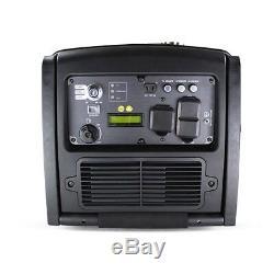 Inverter Generator Petrol USA 120V 60hz 4kva 3.2kw Silent ELECTRIC START