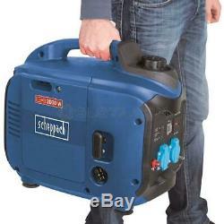 Inverter Generator Portable 2000 W 230 V Scheppach Sg2000