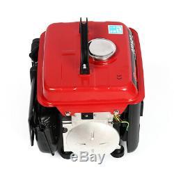 Inverter Petrol Generator 1.1KVA 2HP Gasoline Quiet Suitcase with Electric Start