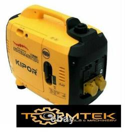 KIPOR IG2600-110V Suitcase Inverter Generator on-Site Version