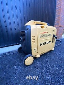 Kipor Generator Inverter IG2600 Petrol Like Honda