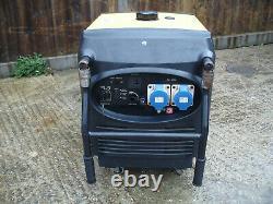Kipor Hyundai Honda IG6000H 6. KVA Sinemaster Digital Generator Excellent Low Use