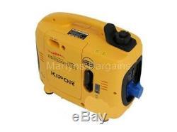 Kipor IG1000 Pure Sinewave Digital Generator. IG 1000 Suitcase Generator