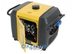 Kipor IG3000p Pure sinewave petrol generator