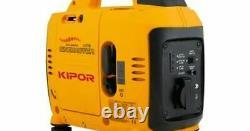 Kipor IG770 Suitcase Inverter Generator Camping