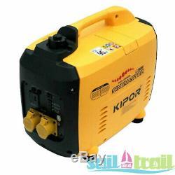 Kipor IG 2600 Suitcase Inverter Generator 110v Site Version